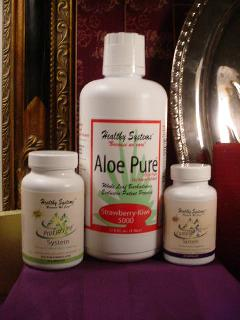 Aloe, ProEnzyme and ComPlex 50 Plus